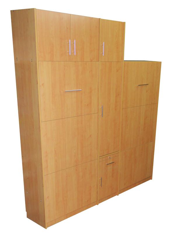 Mueble con camas rebatibles   ROSAS ZUBIRI