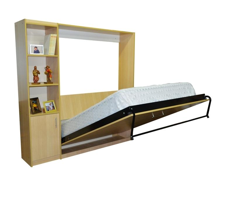Sistema de camas rebatibles rosas zubiri - Camas muebles plegables ...