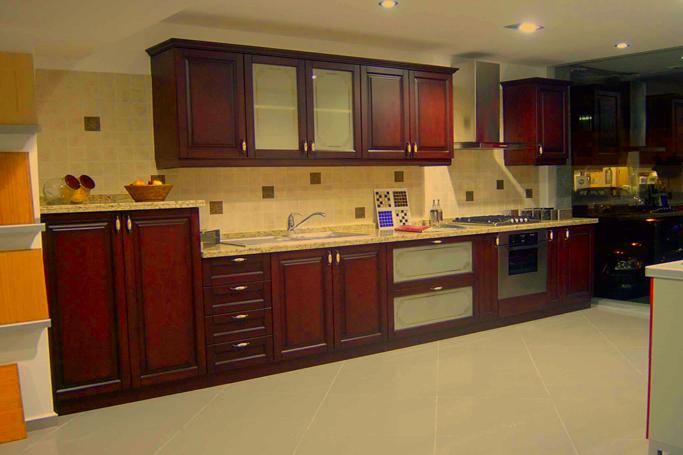 Amoblamientos para cocinas rosas zubiri - Papel para forrar muebles de cocina ...