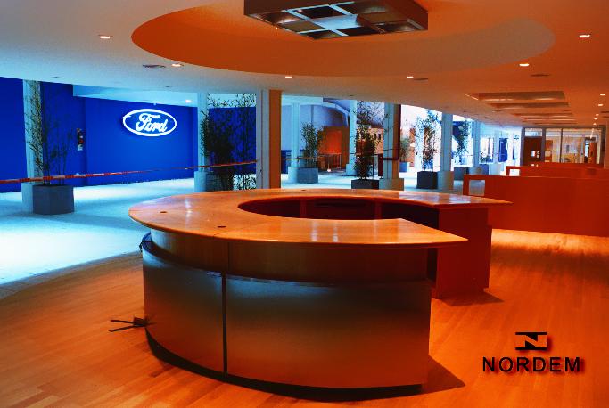 Equipamiento para oficias e industias rosas zubiri for Mobiliario de oficina recepcion