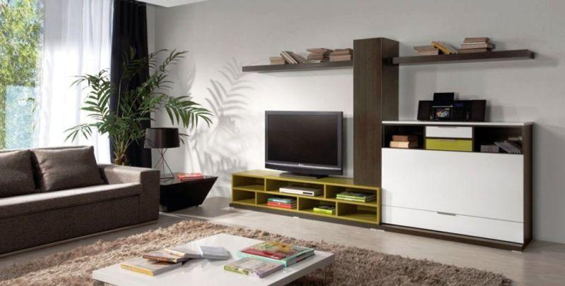 Muebles para TV LCD LED  ROSAS ZUBIRI