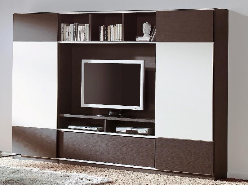 interiores de placard con tv