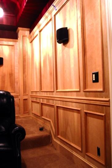 Revestimientos de madera guaresi rosas zubiri - Revestimientos madera para paredes interiores ...